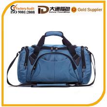 Waterproof nylon duffel bag
