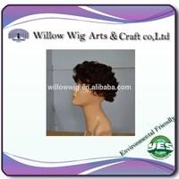 2014 fashion hair style 100% remy hair wigs high quality human wig