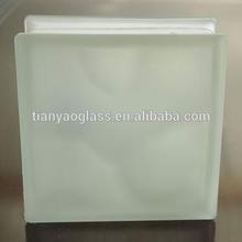Glass Block /Glass Brick acid cloudy high quality