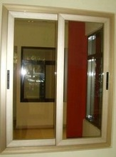 hot popular Aluminum Sliding Window with tempered glass