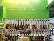 Flamed Maple Top Les Standard Paul Style Sunburst Color electric guitar for sale