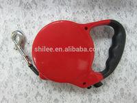 Wholesale Various Solid Color Retractable dog leads pet leash