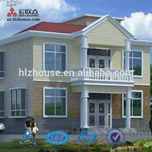 Competitive Price Luxury Prefab Steel Villa