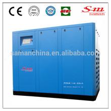 90kw screw air rotary compressor