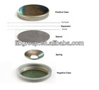 lithium battery coin cell cases for coin cells cr2025