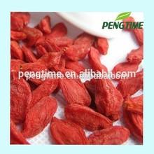 High quality red dried goji berries