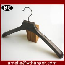 antique coat hangers wooden finish plastic hangers