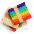 cor natural da madeira de bétula picolé vara artesanato
