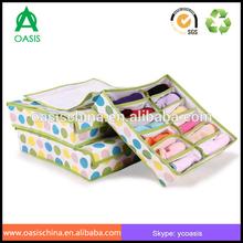 Household Supplies Organization with 12 dividers/ Underwear Storage&organization