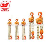 VItal Type Manual Pull Lift Hoist Hand Chain Block