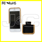 Hot selling wood cell phone case cover for iphone