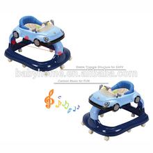 2014 move like car Safe EN1273:2005 baby rolling baby walker