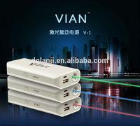 Hot Sell 5200mAh Mini Mobile Power Bank