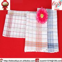 high quality 100% cotton cheap fabric for tea towel