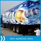 2014 high quality car sticker self adhesive vinyl for printing