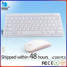 Dibujo de un ordenador portátil personalizada teclado mini teclado inalámbrico