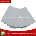 Hot vente promotion carton gris à puce/carton gris