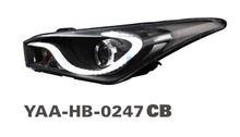 TOP LED auto lamp for partner