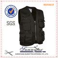 sunnytex caliente de encargo de bolsillo de varios chalecos para uniformes unisex