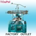de alta velocidad de bloqueo automático para el hogar máquina de tejer circular