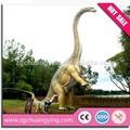 Parque de atracciones dinosaurio modelo realista