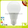 Cheap price aluminum housing 7w e27 led bulb light