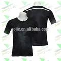 2014/15 Saison Hot Club schwarzen trikot, benutzerdefinierte trikot, entwerfen sie ihre eigenen namen auf t- shirt in china
