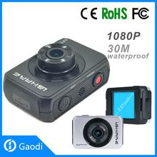 Full HD 1920x1080P Waterproof helmet action Car and motorcycle bike Camera