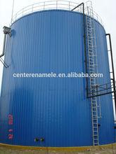 storage tank for animal wates green energy biogas digester