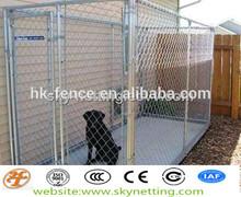 heavy duty outdoor galvanized/powder coated dog cage