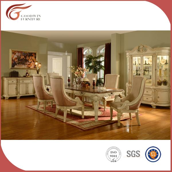 Miglior prezzo 8 posti legno sedia tavolo da pranzo mobili for Salle a manger haut de gamme