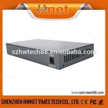 Full-Duplex & Half-Duplex Communication 8 port hot selling poe network switch