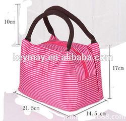 2015 Latest design various color option cheap food taking handbag,china handbag