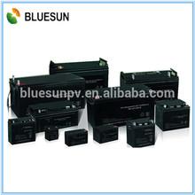 China high efficiency 12v 40ah sealed lead acid battery