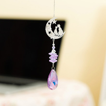 Teardrop Crystal Pendant Glass Sun Catcher Hot Sale Gifts