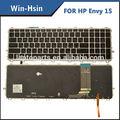Teclado símbolos para HP Touchsmart 15 teclado portátil