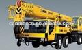 Xcmg qy40k 40 toneladas de camiones grúa para la venta, piloto de control hidráulico y