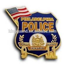 Metal badge personnalisé
