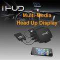 2014 neues produkt ihud auto head up display smartphone wifi verbinden windschutzscheibe navigation