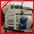 Js1500 mezclador concreto, de hormigón de la máquina de procesamiento por lotes