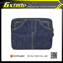 "New fashion design Laptop jeans Bag for Macbook 11""/13""/15"""