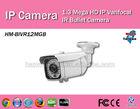 1.3 Mega HD IP Varifocal IR Bullet Camera