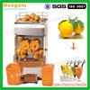 Stainless steel industrial electric fruit juice extracting machine, lemon orange juicer extractor