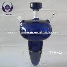 Handblown pyrex borosilicate al fakher glass hookah shisha