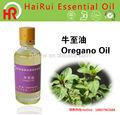 100% pure organic orégano selvagem óleo