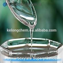 PCE 20% concrete admixture superplasticizer polycarboxylate based superplasticizer polycarboxylate super plasticizer