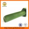 Professional Factory DIN975 Grade8.8 Full Thread Rod Teflon Stud Blolt Green Xylan Stud Bolt