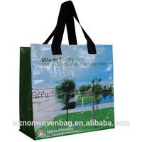 laminated non woven reusable shopping bags