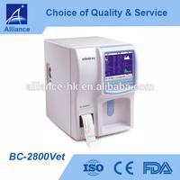 BC-2800Vet Veterinary Auto Hematology Analyzer