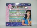 La moda de juguete de los niños desgaste de bricolaje del grano de juguetes de belleza juegos de joyería 3030-30